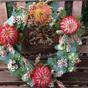 NativeClassicANZACWreath
